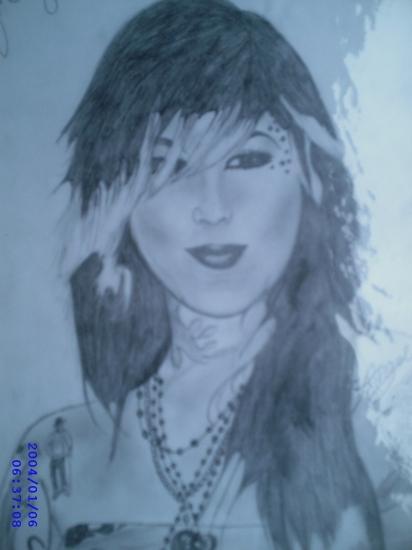 Kat Von D by romany